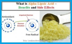 alpha lipoic acid benefits & side effects article