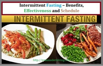 intermittent fasting benefits & how to do it