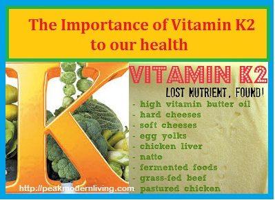 What is vitamin K2 and Benefits Headline